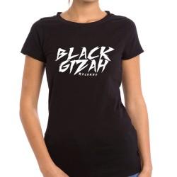 T-Shirt Black Gizah femme