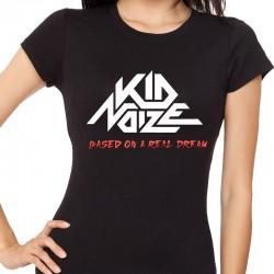 T-Shirt Kid Noize femme