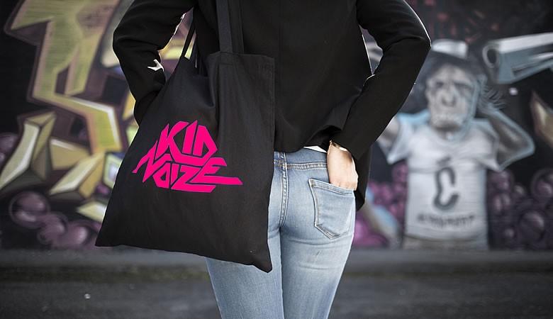 Tote bag Kid Noize